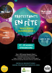 Protestants en Fêtes 2017